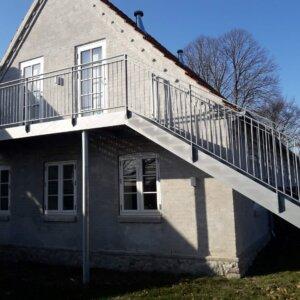 Trappe Med Repos – Hjembækskolen